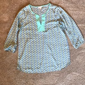 Charming Charlie women's shirt. Large
